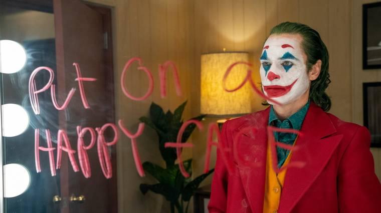 Joaquin Phoenix egy korábbi Jokernek köszönte meg legújabb díját bevezetőkép