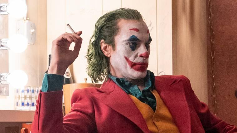 Kissé elhamarkodottak lehettek a Joker folytatásáról érkező hírek bevezetőkép