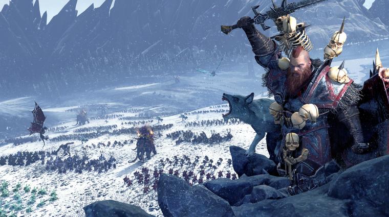 Total War: Warhammer - ajándékokkal ünnepeljük a fejlesztőket bevezetőkép