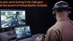Virtuális valóság technológiával képzi sofőrjeit a UPS kép
