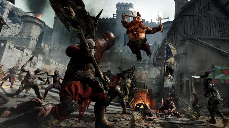 Warhammer: Vermintide 2 - megjöttek az első felügyelt modok bevezetőkép