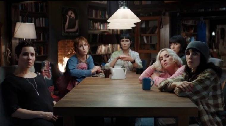What Happened to Monday trailer - Noomi Rapace hétszer kép