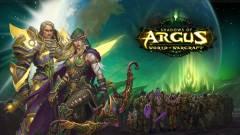 World of Warcraft: Legion - holnap jön a Shadows of Argus, ez vár bennünket a légió otthonában kép