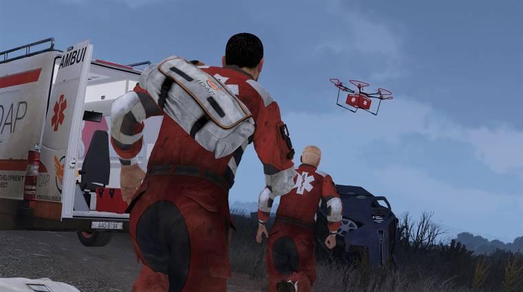 Arma 3: Laws of War - megérkezett a humanitárius DLC bevezetőkép