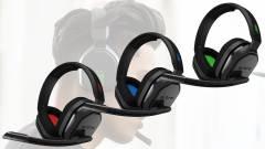 Astro A10: szerény, de izmos gamer headset kép