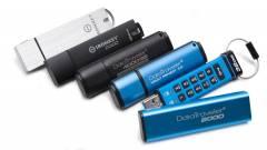 Az USB-meghajtók, mint alábecsült kockázati tényezők kép