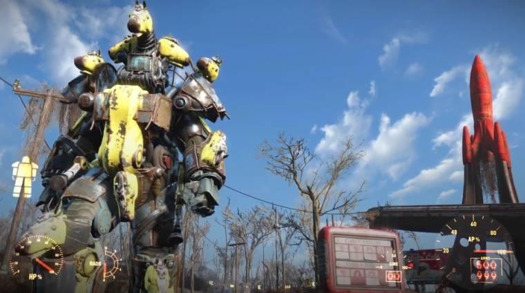 Fallout 4 - felkapott lett a Creation Clubot eltüntető mod bevezetőkép