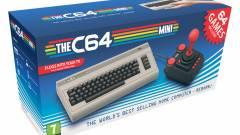 Hát persze, hogy a Commodore 64-ből is lesz minikonzol kép