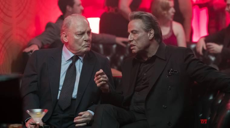 0%-on áll a Rotten Tomatoes oldalán John Travolta gengszterfilmje, a Gotti kép