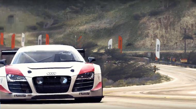Androidra is elérhető a GRID Autosport bevezetőkép