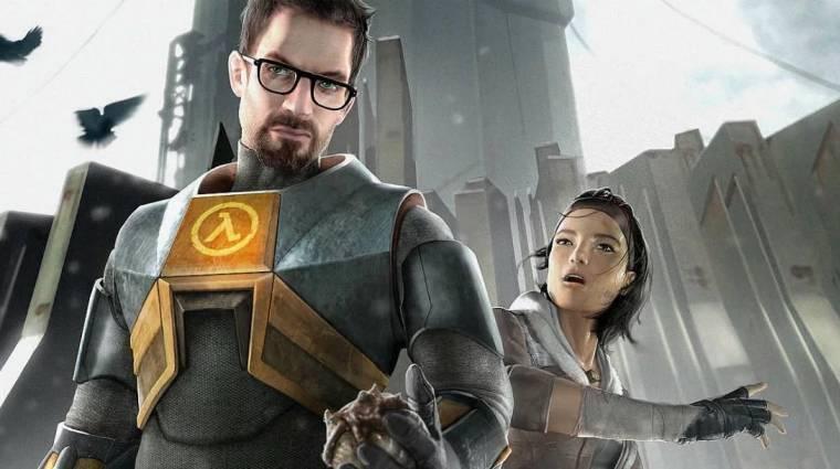 Rajongók remasterelik a Half-Life 2-t bevezetőkép