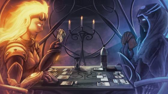 Magic: The Gathering Arena infódoboz