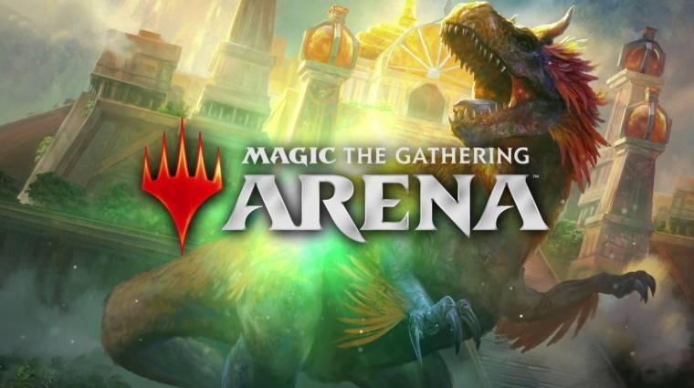 Magic: The Gathering Arena - rengeteg izgalmas részlet kiderült bevezetőkép