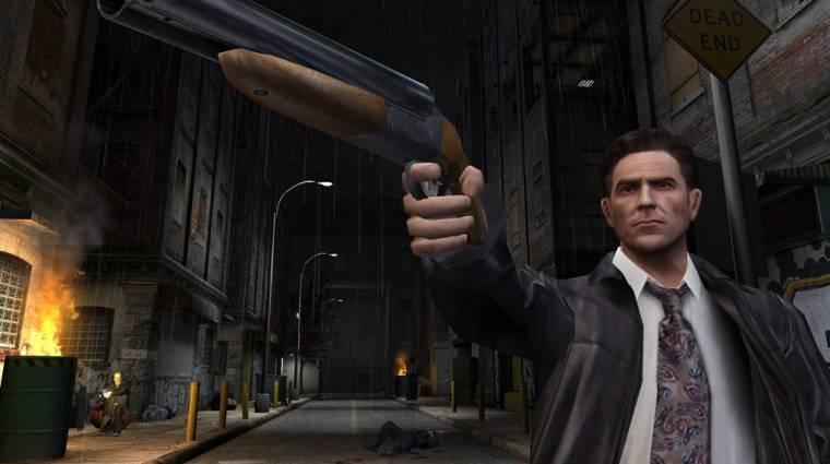 Eredetileg multiplayer is lett volna a Max Payne-ben bevezetőkép