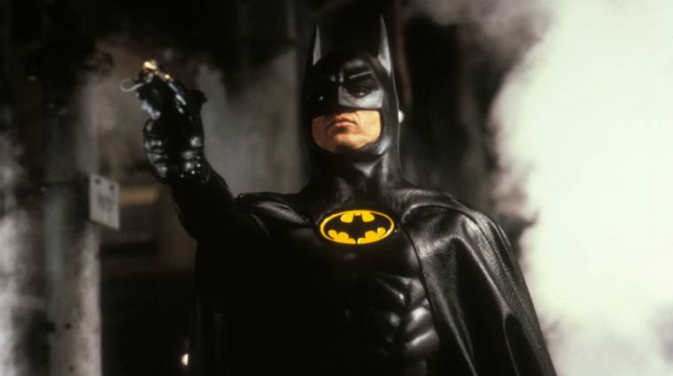 Batman visszatér: Michael Keaton ismét eljátszhatja a szerepet a The Flashben kép