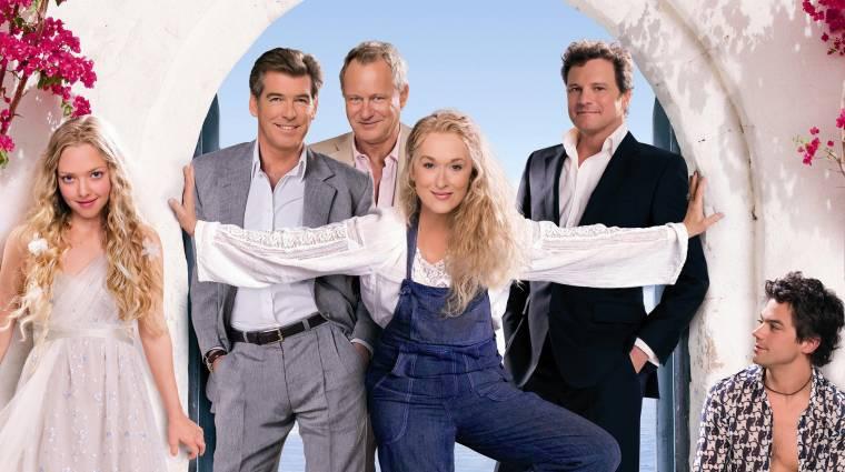 A Mamma Mia-filmek trilógiává egészülhetnek ki kép