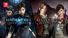 Resident Evil: Revelations 1-2 - itt a Switches változat utolsó kedvcsinálója kép