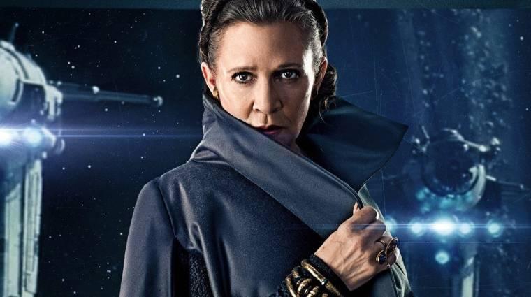 Star Wars 9 - petíció indult azért, hogy újracastingolják Leiát kép