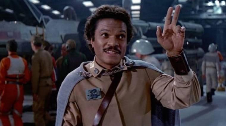 Star Wars IX - Billy Dee Williams is csatlakozhat a stábhoz bevezetőkép