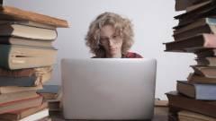 Komoly büntetésre számíthat, akinél vizsgázás közben elmegy a net kép