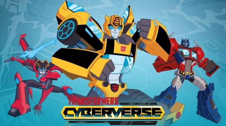 Transformers: Cyberverse - jön a második évad bevezetőkép