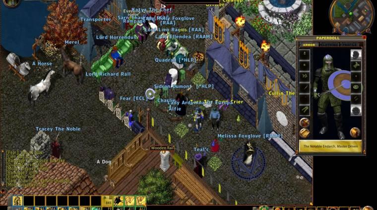 20 éves az Ultima Online bevezetőkép