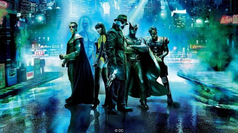 Watchmen - kiderült, mikor játszódik az HBO sorozata bevezetőkép