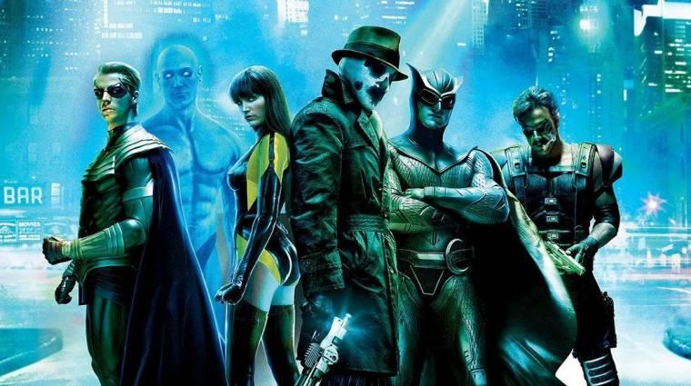 BRÉKING: Zöld lámpát kapott az HBO Watchmen sorozata! kép