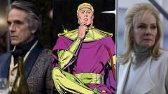 Kiderült, kit játszik Jeremy Irons a Watchmen sorozatban kép