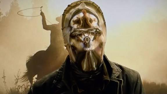 Elég nehéz volt elkészíteni Looking Glass maszkját a Watchmen sorozathoz kép