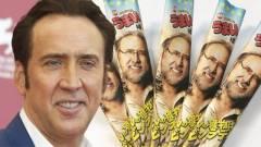Japán rágcsálnivalóra került Nicolas Cage arca kép