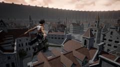 Már kipróbálható az Attack on Titan rajongói játék kép