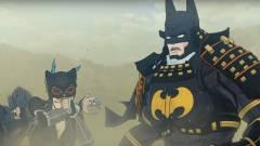 Batman Ninja - az angol nyelvű előzetes is fergeteges kép