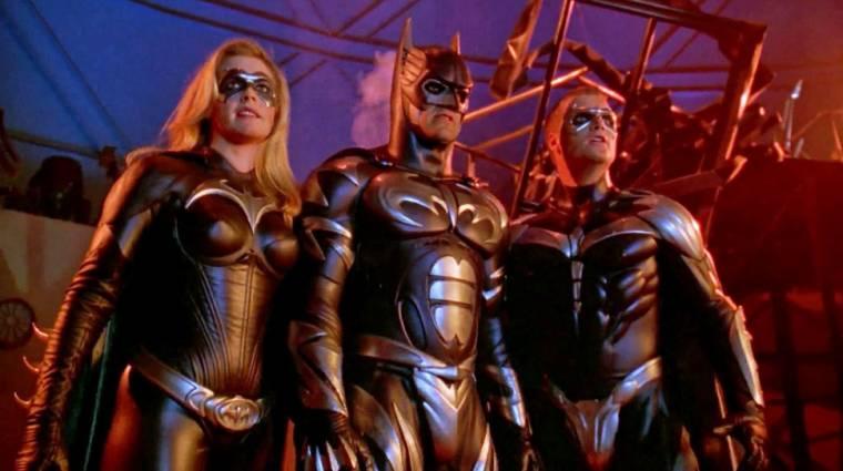 Elnézést kért a Batman és Robin forgatókönyv írója bevezetőkép