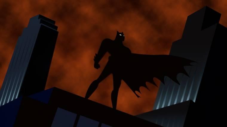 Blu-ray felújítást kap a Batman: The Animated Series bevezetőkép