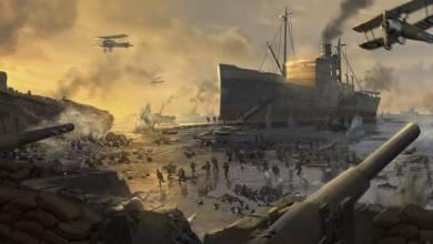 Battlefield 1 - Turning Tides - ezt kapjuk a tengeri DLC-ben