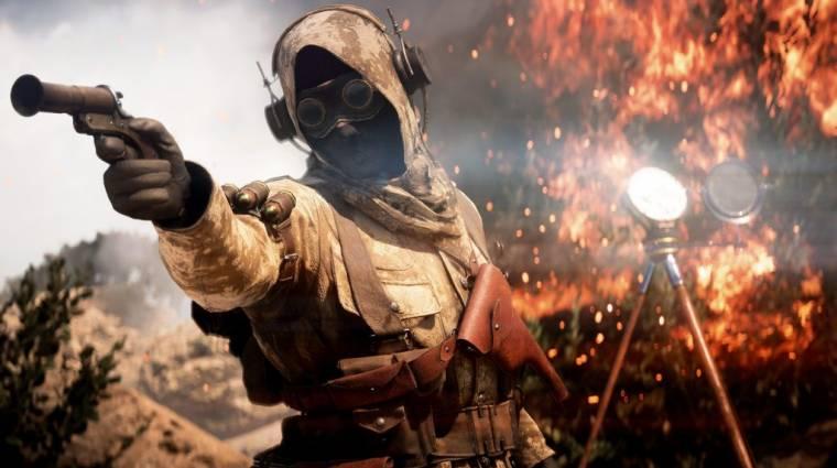 Battlefield 1 - újabb DLC-s pálya válik ingyenessé bevezetőkép