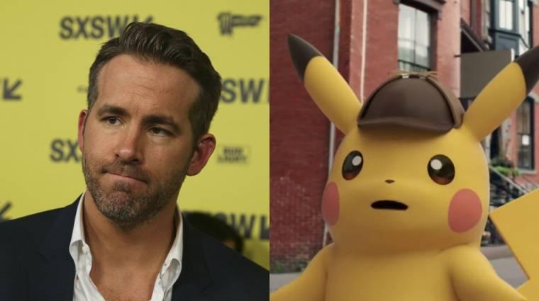 Pikachu, a detektív - Ryan Reynolds sziporkáiból egy 18+-os  verzió is kijönne bevezetőkép