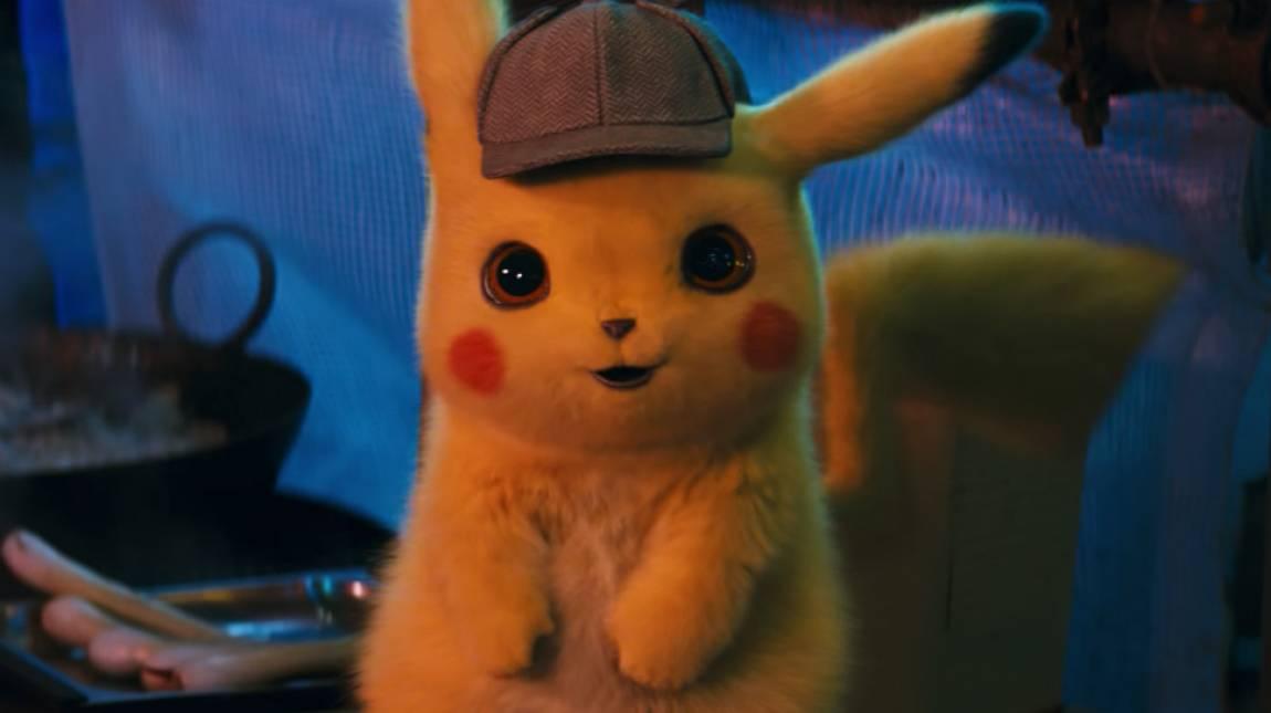 Pokémon: Pikachu, a detektív - Kritika kép