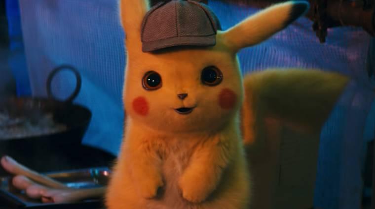 Pikachu, a detektív - a második legjobban kereső játékadaptáció lett bevezetőkép