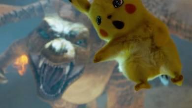 Pikachu, a detektív - az új trailer minden eddiginél őrültebb