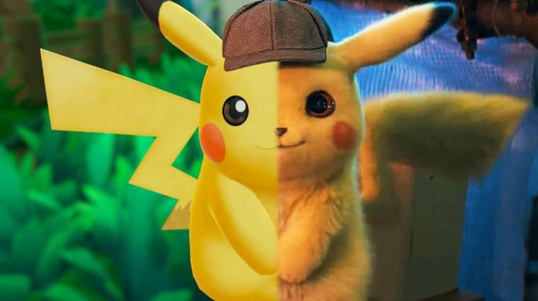 Pikachu, a detektív - megérkeztek az első reakciók bevezetőkép