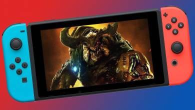 Doom - megjelent Nintendo Switchre