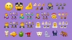 117 új emoji érkezik idén kép