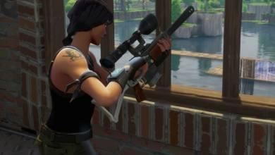 Fortnite: Battle Royale - a mesterlövészeké a főszerep az új módban