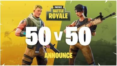 The Game Awards 2017 - a Fortnite: Battle Royale már 50v50 játékmóddal hódít