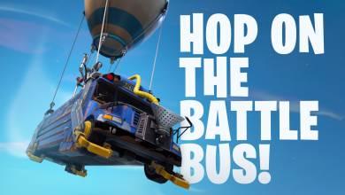Fortnite: Battle Royale - Kínába megy a Battle Bus