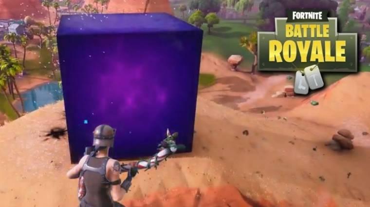 Fortnite Battle Royale - a hatodik szezonra utaló jelek tűntek fel bevezetőkép