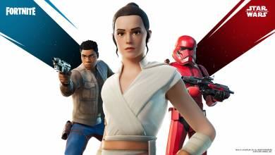 Újabb Star Wars-skinek érkeztek a Fortnite-ba