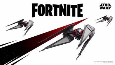 Nagyon egyszerűen szerezhetünk ma egy Star Wars-os glidert a Fortnite-ban